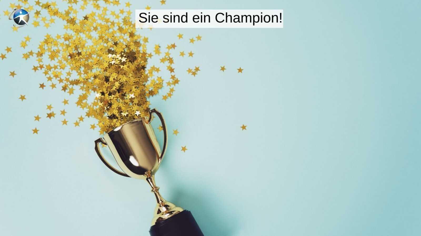 Online-Beratung macht Sie zum Champion