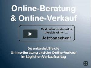 Video Online-Beratung