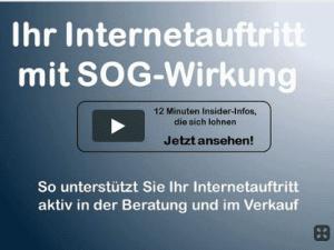 Internet mit SOG Wirkung