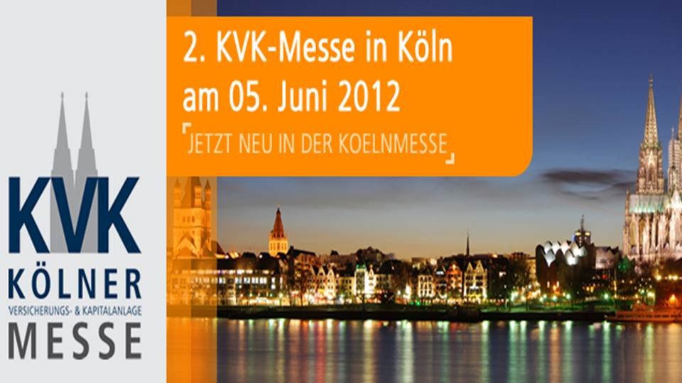 KVK Messe in Köln