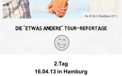 Tag 2 der Roadshow in Berlin:-)