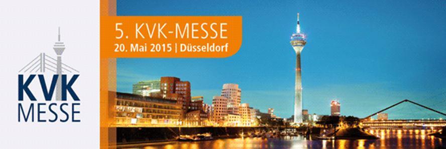 Die KVK-Messe 2015 der Fonds Finanz Maklerservice