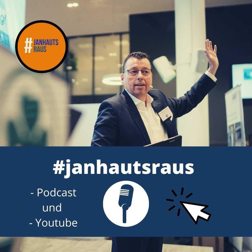#janhautsraus - Der Podcast fuer Deine Online-Beratung