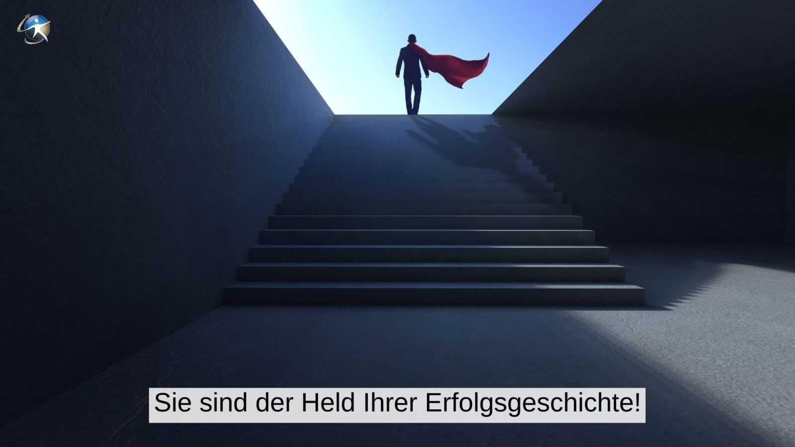 Mit Online-Beratung sind Sie der Held Ihrer Geschichte