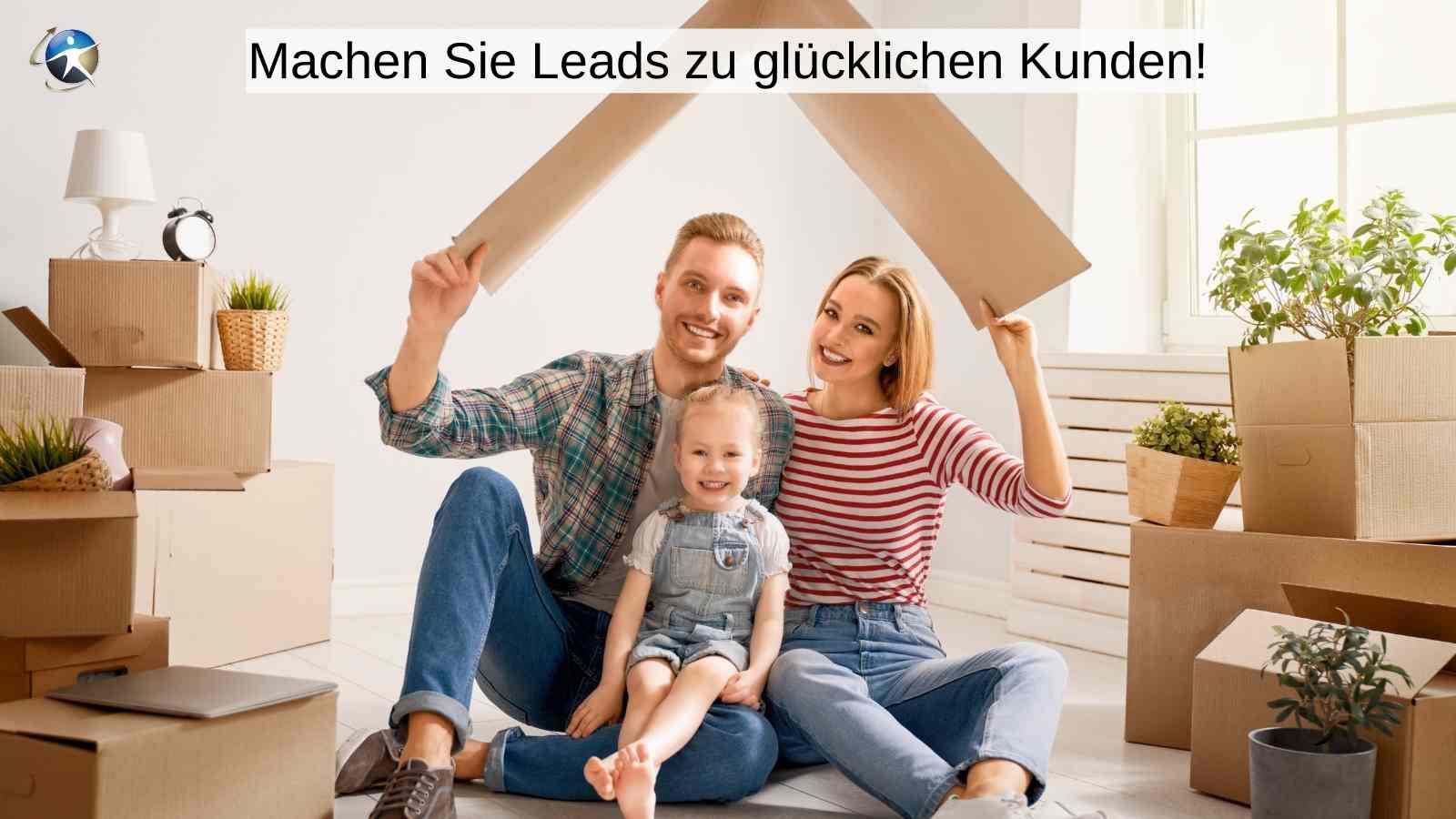Baufi-Leads qualifizieren Sie mit Online-Beratung zu Kunden