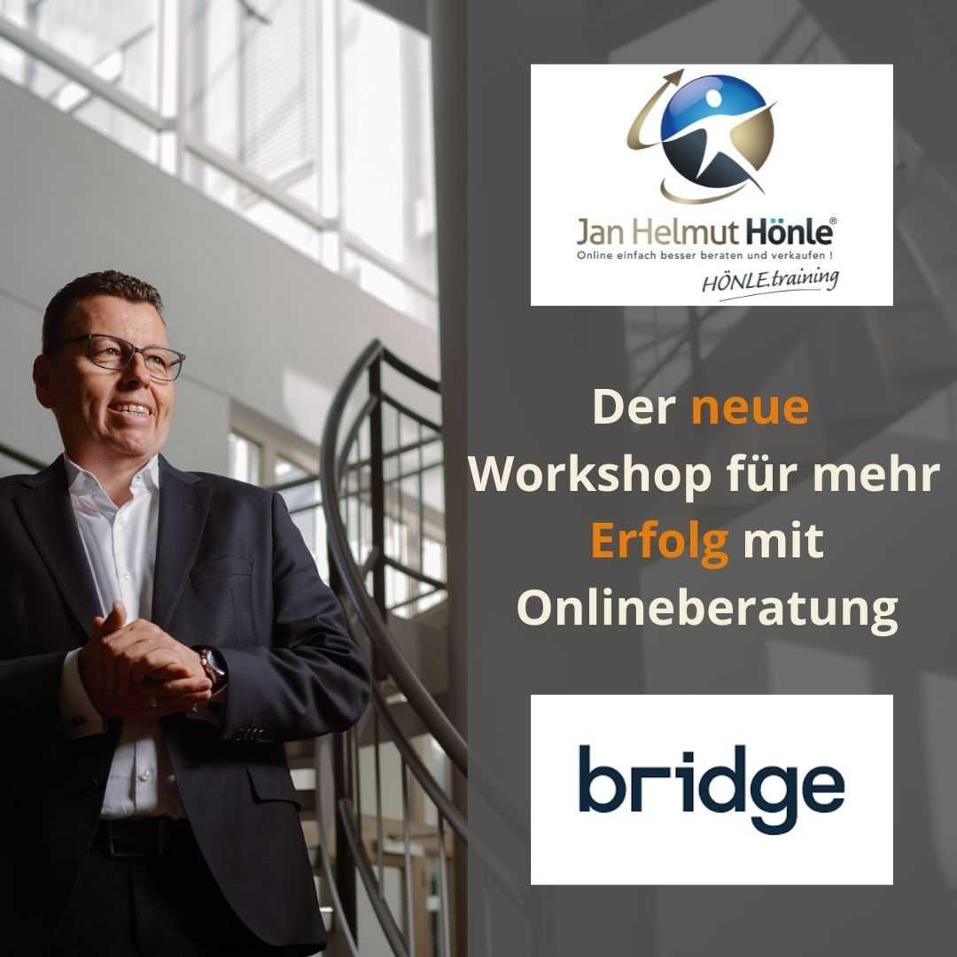Online Workshop für mehr Umsatz mit strategischer Online-Beratung