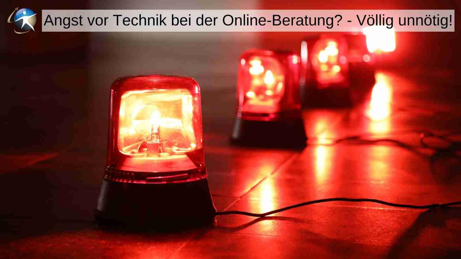 Für Online-Beratung ist keine komplizierte Technik nötig