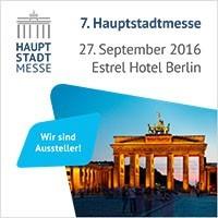 Gratis-Live-Demo an der 7.Hauptstadtmesse in Berlin …