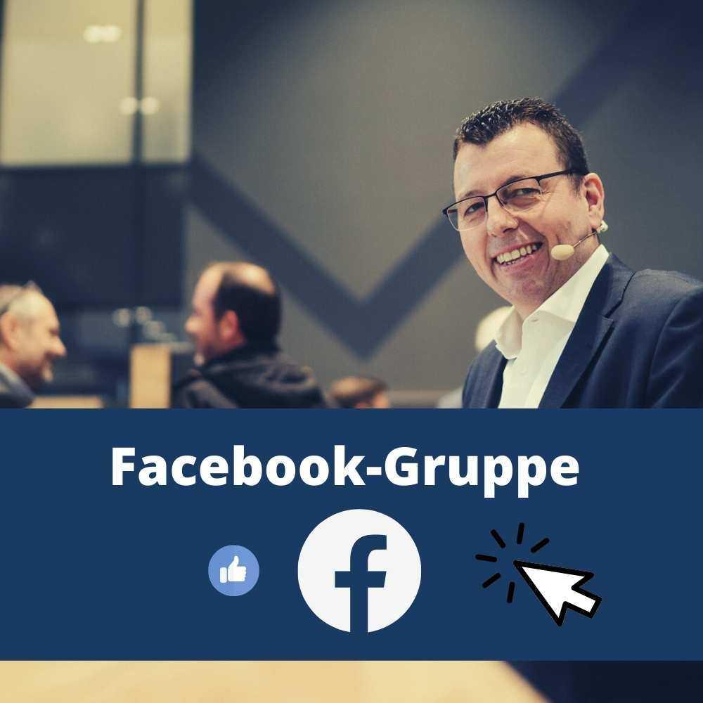 Facebook-Gruppe Onlineberatung
