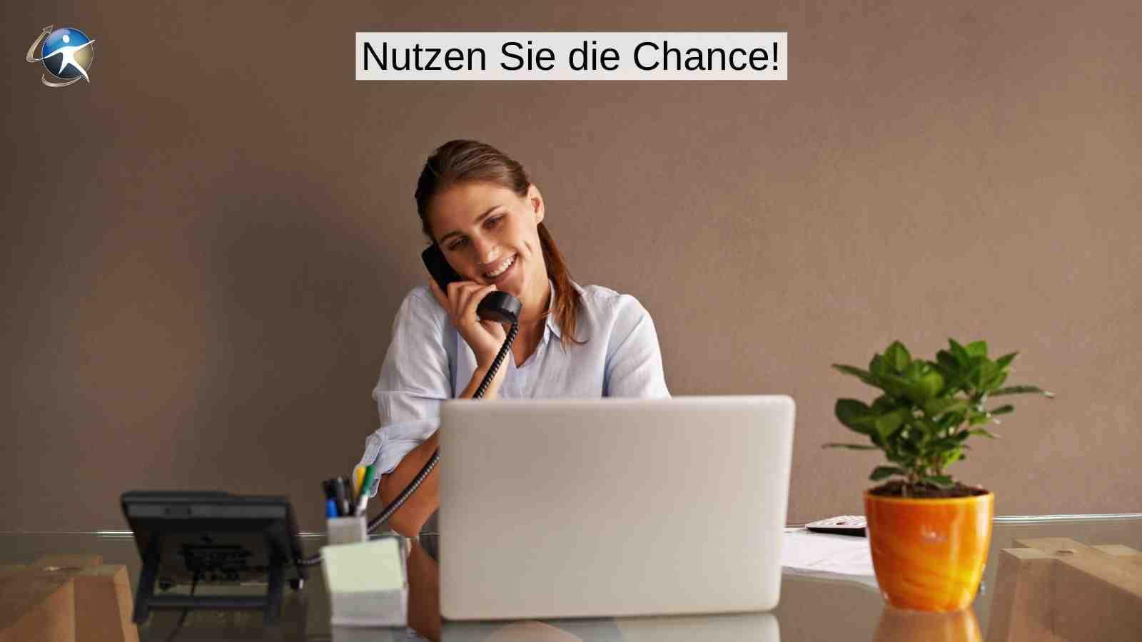 Gehen Sie in der Online-Beratung auf Ihre Kunden zu