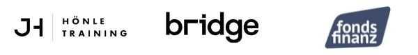 Vielen Dank für Ihre Anmeldung zum Workshop mit bridge und FondsFinanz