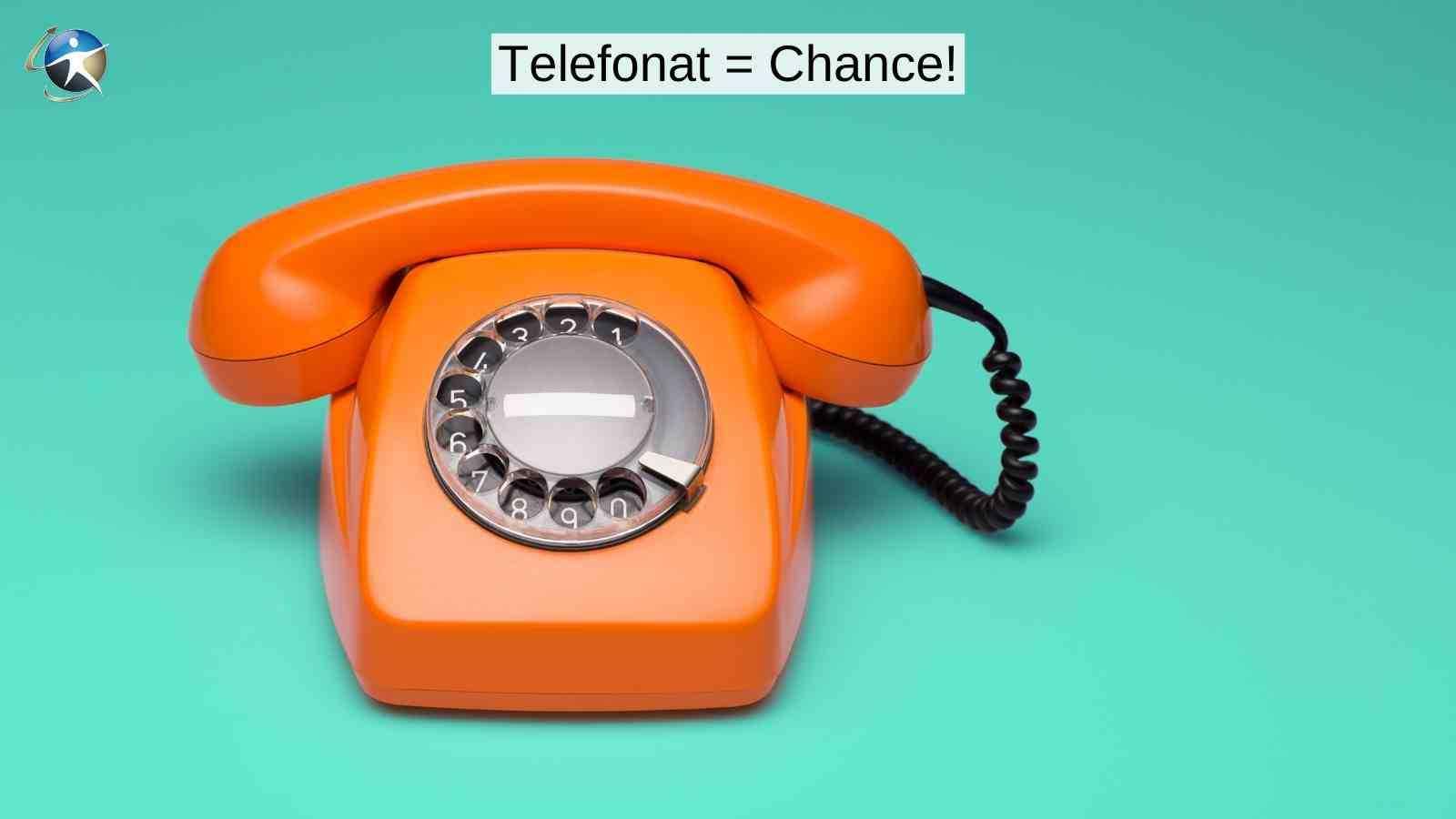 Jedes Telefonat in der Online-Beratung bietet die Chance auf einen Neuvertrag