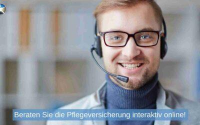 Pflegeversicherung: Wecken Sie mit Online-Beratung den Bedarf