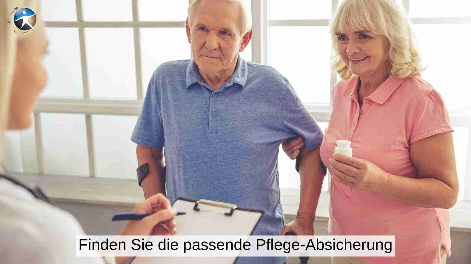 Pflegeversicherung interaktiv beraten mit Online-Beratung-min