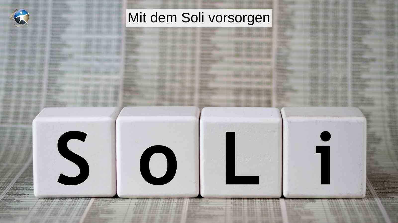 Sprechen Sie die Vorsorge mit dem Soli in der Online-Beratung an