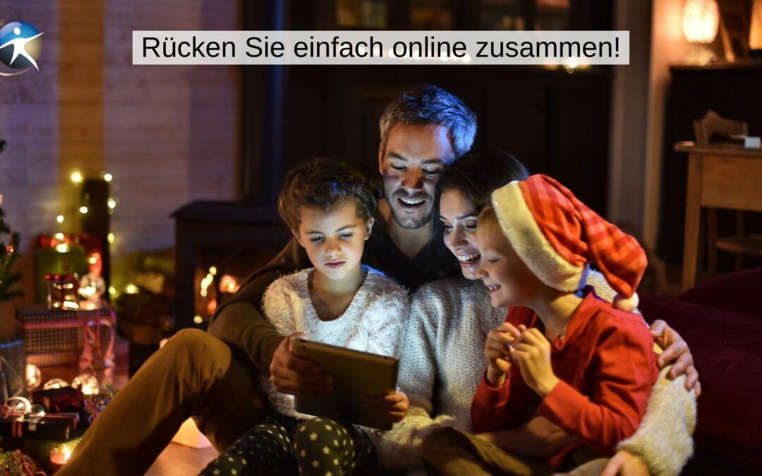Statt Online-Beratung einfach mal Weihnachts-Konferenz