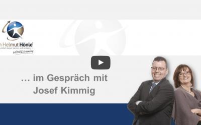 … im Gespräch mit Josef Kimmig – Video- und Online-Berater