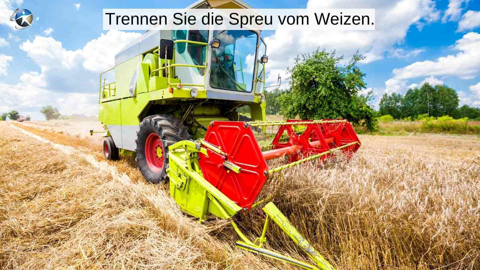Trennen Sie mit Online-Beratung die Spreu vom Weizen