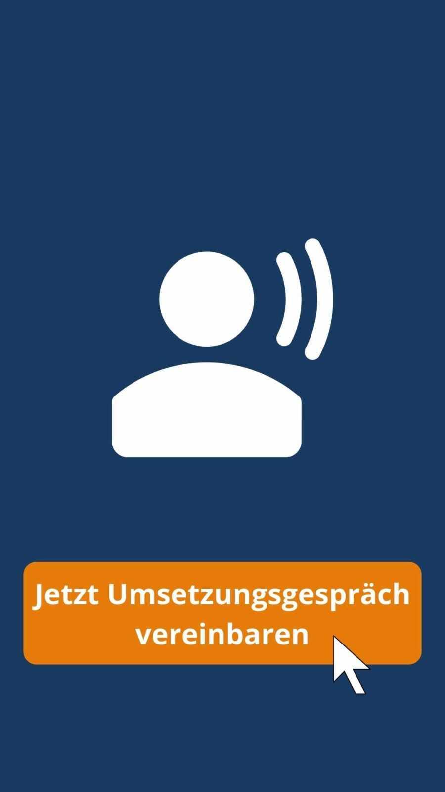 Onlineberatung Umsetzungsgespräch