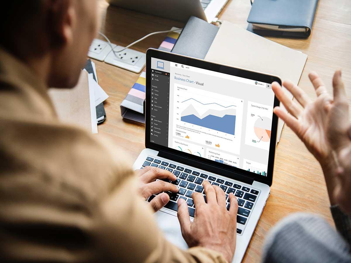 Verkaufserfolg mit Top-Homepage und Leads erzielen