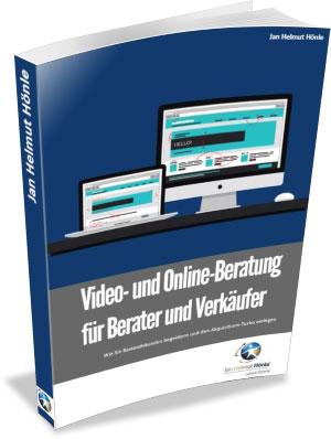 """e-book: """"Video- und Online-Beratung für Berater und Verkäufer"""""""