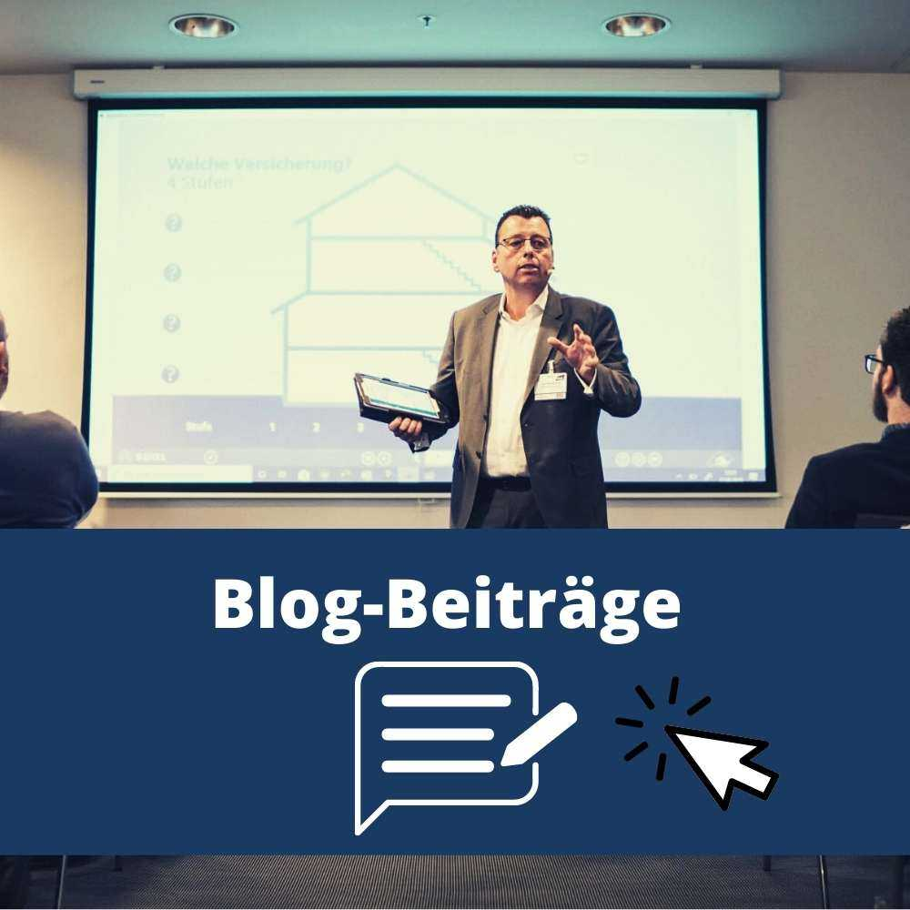 Blog-Beiträge